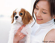 ペットの飼育が可能です。※飼育できるペットには制限があります。詳しくは係員にお尋ねください。