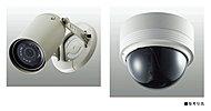 エレベーター内、エントランスホール、風除室、駐車場、自転車置場など敷地内の要所に録画可能な防犯カメラを設置(エレベーター内以外はリース対応)