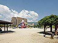広公園 約520m(徒歩7分)
