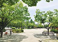 川添公園 約100m(徒歩2分)