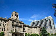 京都市役所 約240m(徒歩3分)