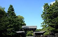 京都御苑堺町御門 約840m(徒歩11分)