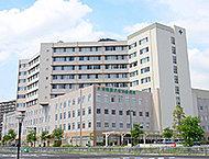 湘南藤沢徳洲会病院 約380m(徒歩5分)