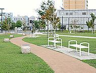 神台公園 約460m(徒歩6分)