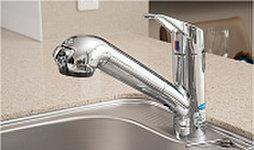 シングルレバー浄水器付 シャワー水栓
