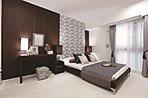 大切な時間と安らぎを生む空間デザインのベッドルーム。