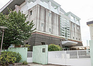 区立蓮沼中学校 約340m(徒歩5分)