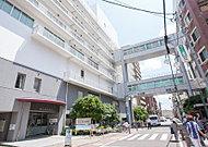 池上総合病院 約360m(徒歩5分)