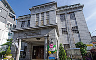 天王寺区役所 約240m(徒歩3分)