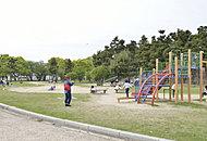 甲子園浜海浜公園 約500m(徒歩7分)
