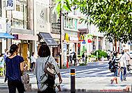 成城北口商店街 約1,320m(自転車約6分)
