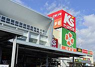 ショッピングプラザ カムカム 約260m(徒歩4分)