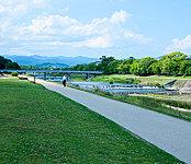鴨川公園 約990m(徒歩13分)