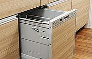 ビルトイン式の食器洗浄乾燥機を全戸標準装備しています。場所もとらず、後片付けもスムーズです。