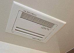 洗濯物の乾燥、入浴前の予備暖房や涼風機能、換気が利用できます。