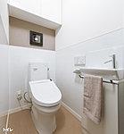 従来品と比較して約70%の節水ができる経済的なトイレ。