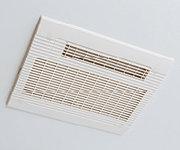 浴室に設置した24時間換気システムにより、住戸内の空気をいつもきれいに保ちます。