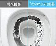 超表面平滑とイオンパワーにより汚れが付きにくく、お掃除の汚れ落ちもスムーズ。お手入れの手間を軽減します。