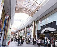 姫路みゆき通り商店街 約550m(徒歩7分)