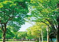 大岡公園 約160m(徒歩2分)