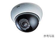 敷地内を見守るため、建物の内外に防犯カメラを設置。不審者の侵入や犯罪などの抑止に役立ちます。※リース対応