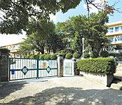 市立石尾中学校 約390m(徒歩5分)
