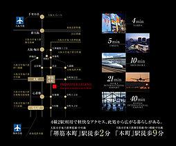 プレサンス レジェンド 堺筋本町タワー