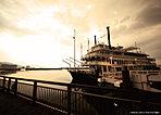 大津港 約1,540m ※平成27年9月撮影