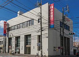 中京銀行 代官町支店 約350m(徒歩5分)