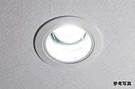 玄関、廊下などの照明はLED照明を採用。光熱費を軽減し、長寿命で電球交換の手間も省けます(一部除く)