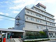 三郷中央総合病院 約260m(徒歩4分)