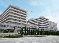 市立熊本市民病院 約125m(徒歩2分)
