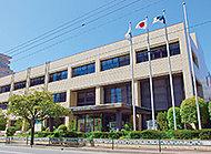 城南区役所 約870m(徒歩11分)