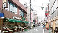 梅丘商店街 約530m(徒歩7分)