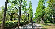 羽根木公園 約730m(徒歩10分)