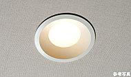 消費電力量が少ないLED照明を全住戸専有部に採用。省エネやCO2削減にも貢献する、環境に配慮した照明です。(一部の照明を除く)