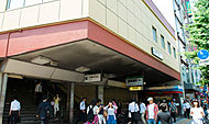 JR中央・総武線「浅草橋」駅東口 約450m(徒歩6分)