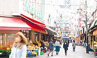 赤羽一番街商店街 約150m(徒歩2分)