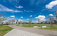 神台公園 約770m(徒歩10分)