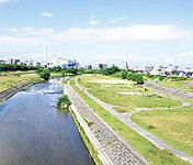 小原橋緑地 約160m(徒歩2分)