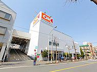 オーケーストア生田店 約220m(徒歩3分)