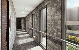 エムディア城西(内廊下完成予想図)