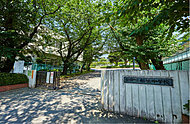 市立船橋中学校 約830m(徒歩11分)