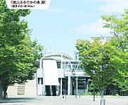 「流山おおたかの森」駅 約790m(徒歩10分)