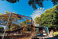 大牟田市動物園 約900m(徒歩12分)