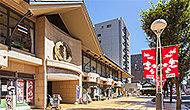 所沢プロペ商店街 約40m(徒歩1分)