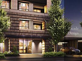 ニューヨークにあるデザイナーズホテルを思わせる、個性香る重厚な佇まいと落ち着きある住空間。それは、荻窪の文化や歴史を愛し、暮らしやスタイルにこだわりを持った大人に似合う住まいです。