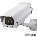 エントランスや、駐車場、駐輪場など共用部の要所に防犯カメラを設置。