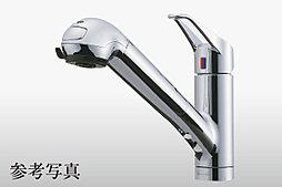 浄水器内蔵シャワー水栓