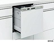 食後の片付けをサポートする食器洗浄乾燥機を標準装備。引き出し式で食器の出し入れがしやすく、少量の水で済むので環境負荷も抑えるエコ仕様です。